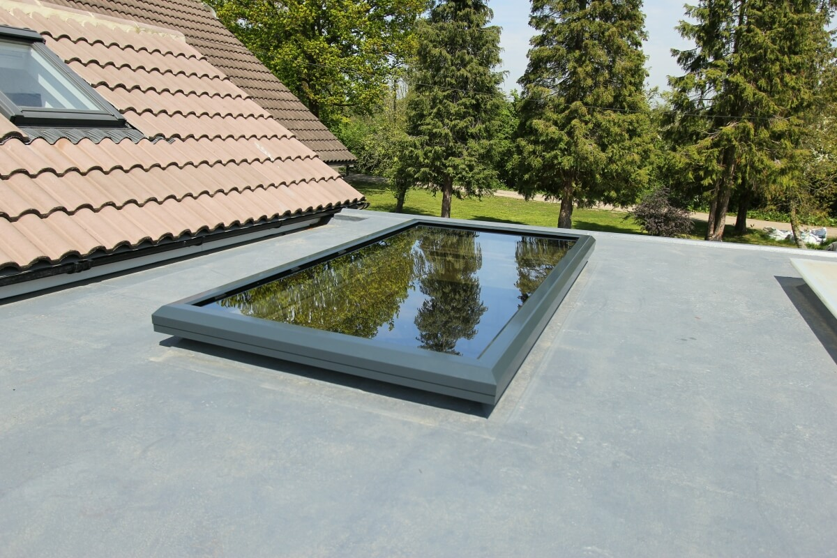 New Flat Roofs in Sutton Coldfield, Great Barr and Birmingham